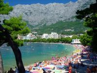 Studenckie wakacje Riwiera Makarska 12 dni