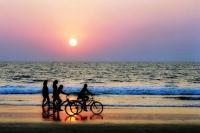Studencki rowerowy rajd wzdłuż Morza Czarnego