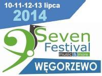Seven Festival WÄ™gorzewo 2014
