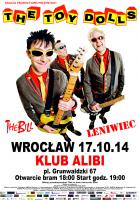 The Toy Dolls, Leniwiec, The Bill